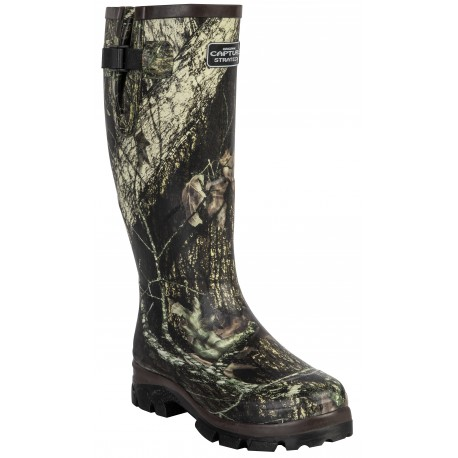 """STRATEGY"" CAMO NEOPRENE RUBBER BOOTS  -7341, 7342, ...-"