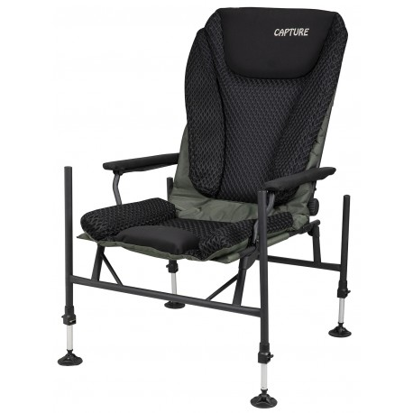 """AIRFLOW BLACK X-45 PRO"" FEEDER CHAIR -5059-"